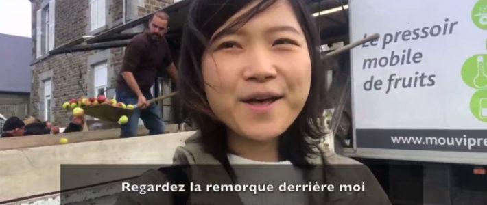 Reportage Yun au Mesnil-Ozenne Manche